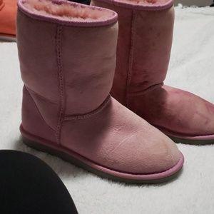 Pink UGG